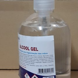 Álcool Gel Qualy 500ml